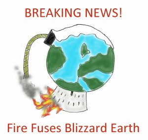 Fire Fuses Blizzard Earth